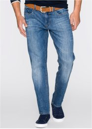 Джинсы-стретч Regular Fit Straight, John Baner JEANSWEAR, синий