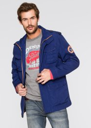 Куртка Regular Fit, John Baner JEANSWEAR, синий