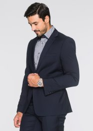 Пиджак Slim Fit, bpc selection, темно-синий