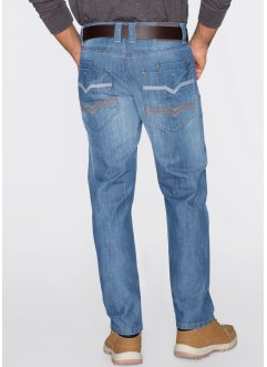 Джинсы Regular Fit Straight, John Baner JEANSWEAR, голубой