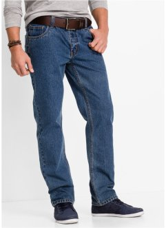 Джинсы Regular Fit Straight, John Baner JEANSWEAR, синий