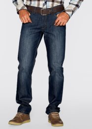 Джинсы Regular Fit Straight, John Baner JEANSWEAR, темно-синий