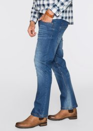 Джинсы-стретч Regular Fit Bootcut, John Baner JEANSWEAR, синий