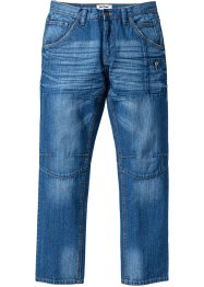 Джинсы Loose Fit, John Baner JEANSWEAR, синий