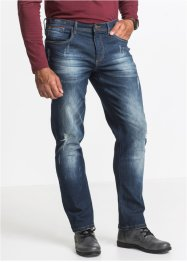 Джинсы-стретч Slim Fit Straight, John Baner JEANSWEAR