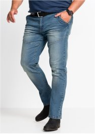 Джинсы стрейчевые Slim Fit Straight, John Baner JEANSWEAR