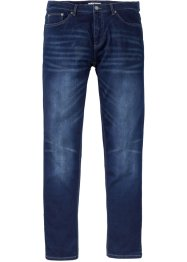 Джинсы трикотажные Regular Fit Tapered, John Baner JEANSWEAR