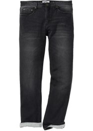 Термоджинсы Regular Fit Straight, John Baner JEANSWEAR