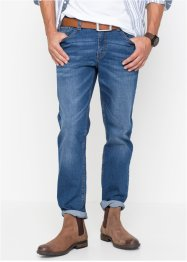 Джинсы стретч Slim Fit Straight, John Baner JEANSWEAR