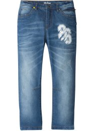 Джинсы стрейч Regular Fit Tapered, John Baner JEANSWEAR