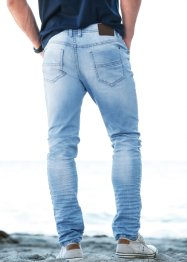 Джинсы-стретч Slim Fit Tapered, John Baner JEANSWEAR