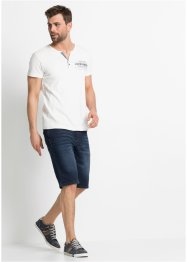 Футболка хенли Slim Fit, John Baner JEANSWEAR