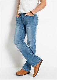 Джинсы стрейч Regular Fit, Bootcut, John Baner JEANSWEAR