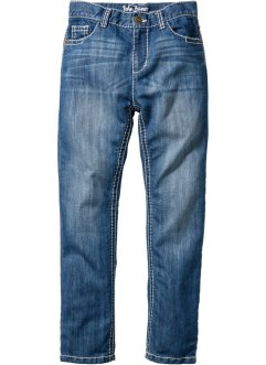 Джинсы Slim Fit, John Baner JEANSWEAR, синий