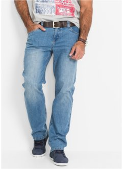 Джинсы стреч Regular Fit Straight, John Baner JEANSWEAR