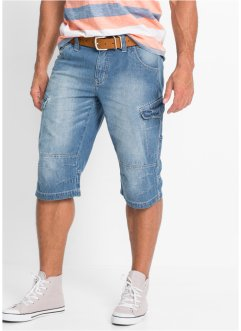 Удлиненные бермуды Loose Fit, John Baner JEANSWEAR