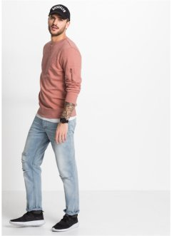 Свитшот Slim Fit, RAINBOW
